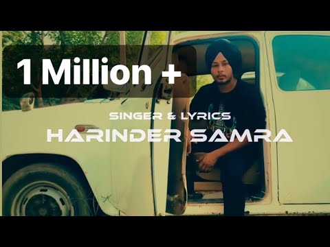 Thinking | Harinder Samra | Dreamboy | Ap Gagan Gill | Official Video | New Punjabi Song 2018