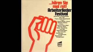 Hören Sie mal rot : Arbeiterlieder-Festival (full album)