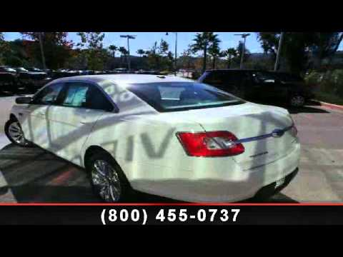 2010 Ford Taurus   Jaguar Land Rover Of Mission Viejo   Mis
