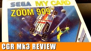 Classic Game Room - ZOOM 909 review for Sega SG-1000