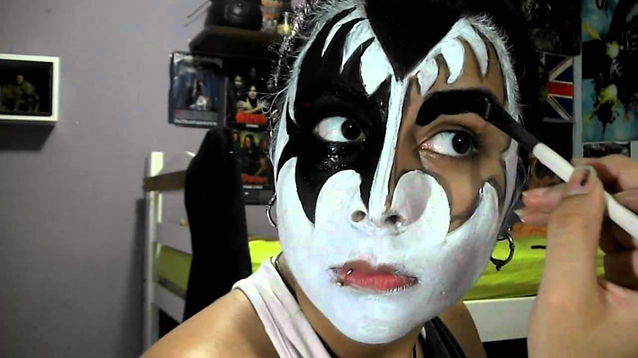 gene simmons makeup - photo #17