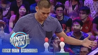 Bulb Balance | Minute To Win It - Last Man Standing