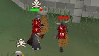 1 Hit Rushing Pkers (Maxed Strength)