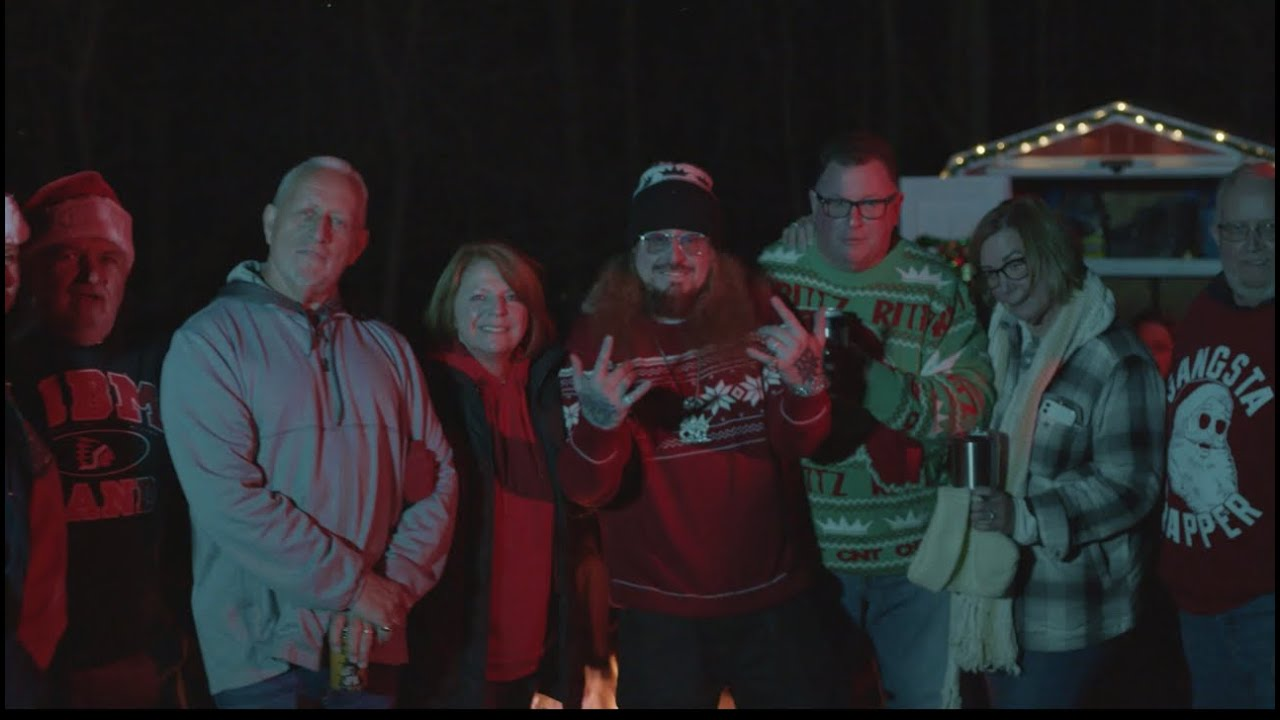 Rittz - Drunk on Christmas ft. Candice (Official Video)
