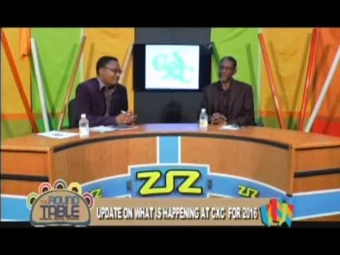 CXC appears in ZIZ Call In Program - St Kitts