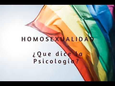 Homosexualidad: ¿Que Dice La Psicología?