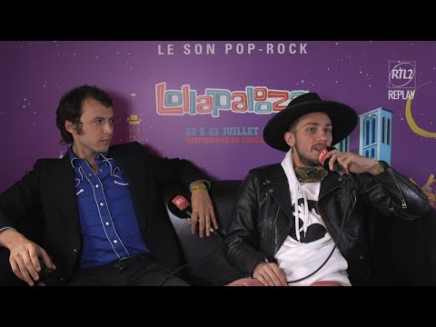 La Femme en direct du Lollapalooza Paris