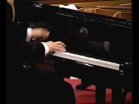 Yundi Li  - Brahms Piano Concerto No.2(at age 17)