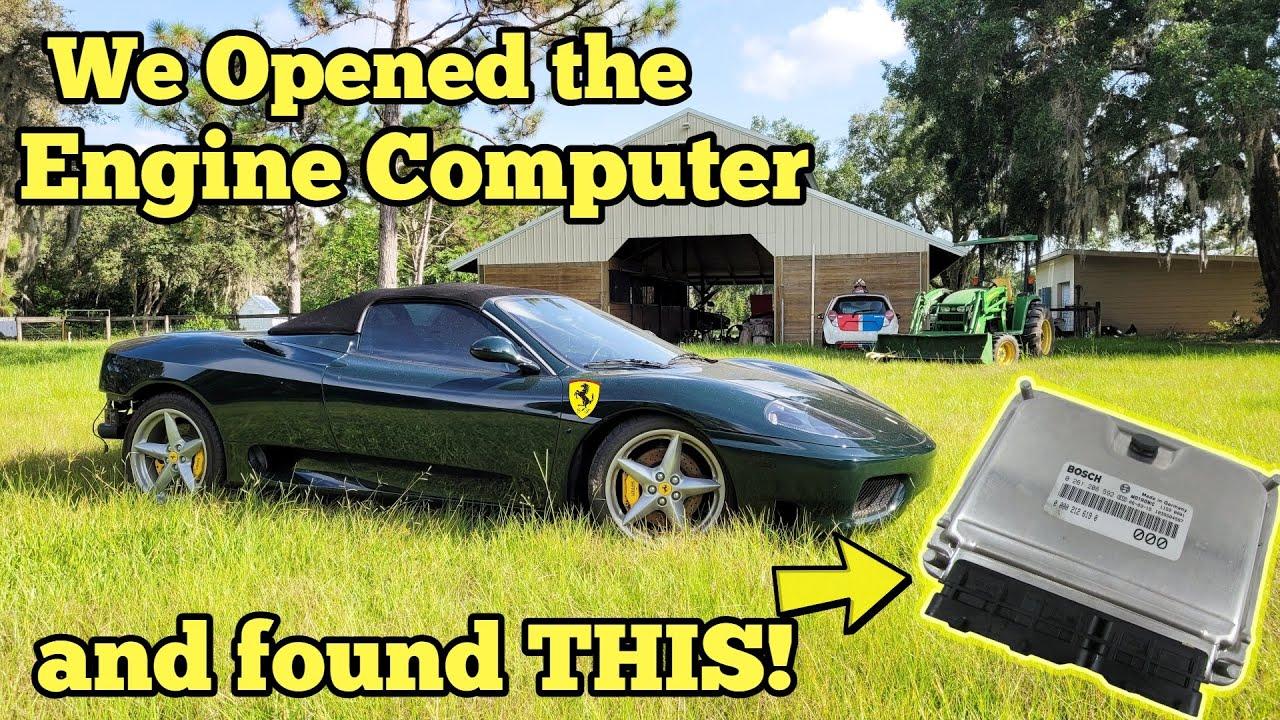 Here's What FINALLY Fixed my Cheap Salvage Ferrari!!! (EVERY Ferrari 360's Fatal Flaw)