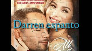 Dying inside to Hold you  _ (Lirik) DARREN ESPANTO