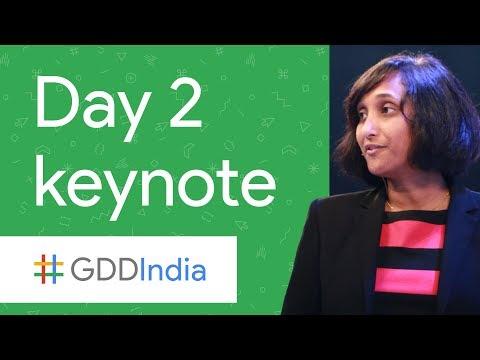 Day 2 Keynote (GDD India '17)