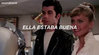 Summer Nights (Tell Me More) ➳ Grease (Sub. Español)