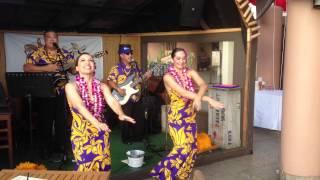 Hula Dancers -  My Little Grass Shack in Kealakekua Hawai`i at Tiki