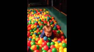 Ball Pit at the Playscape @ Fun Squared thumbnail