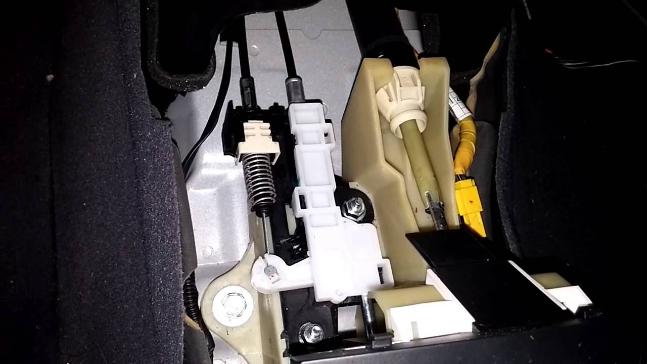 Kia Spectra Shift Lock Stuck in Park YouTube