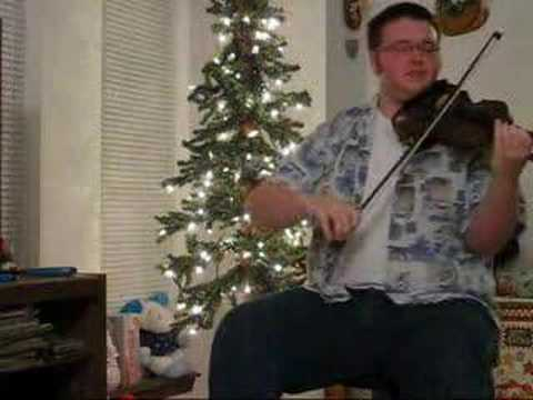 Christmas Fiddle Music