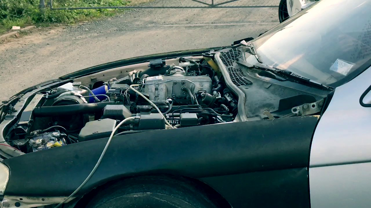 1uz V8 Turbo Toyota Soarer /sc400 Project
