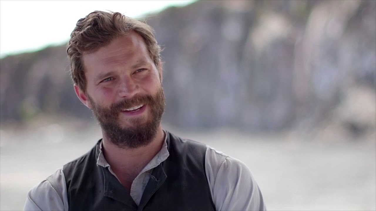 Jamie Dornan talks about Death & Nightingales and working ...