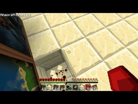 Tutorial come costruire una botola o trappola con i pi for Porte 3x3 minecraft