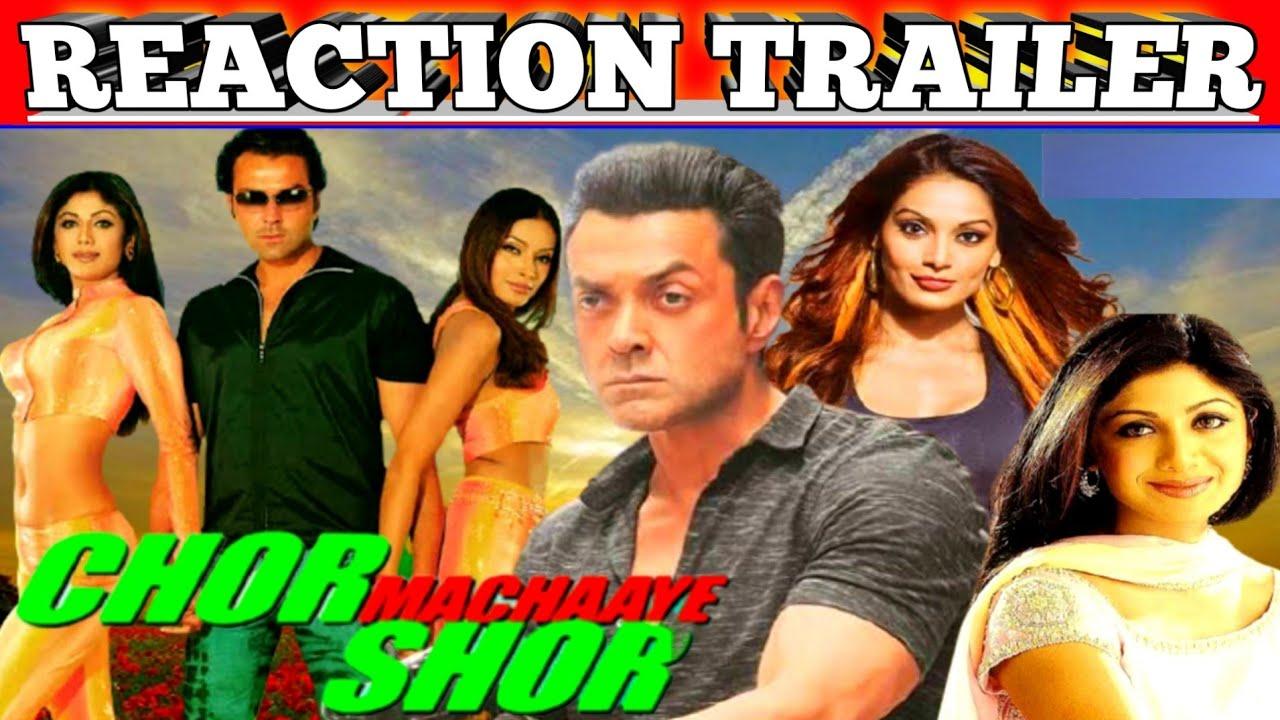 Download Chor Machaaye Shor 2002 Trailer/Reaction/Bobby Deol/Shilpa Shetty/Bipasha Basu/Full Comedy Drama