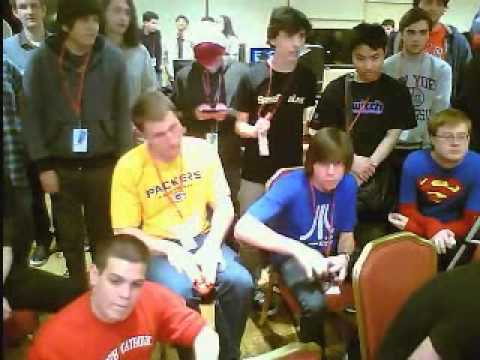 agdq 2015 100m dash entire session