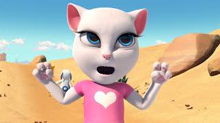El hombre y la Luna - Talking Tom and Friends (Episodio 10 -...