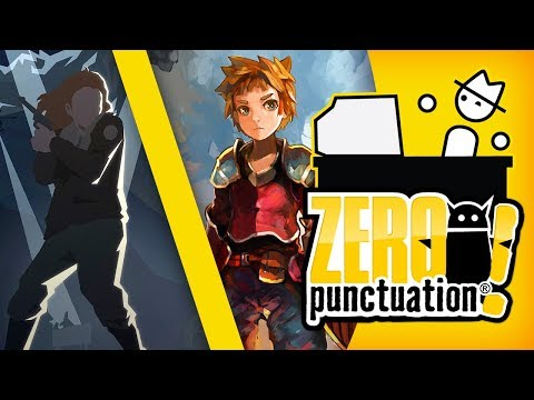 Chasm and This Is The Police 2 (Zero Punctuation)