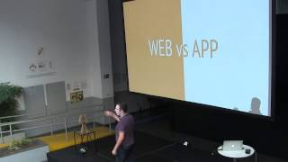 Progressive Web Apps por Sergio Lopes - Devfest São Paulo 2016