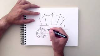 How to Draw - Wagon
