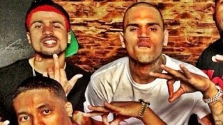 Chris Brown Says These Other Musicians Aren