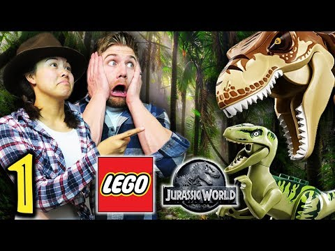 Let's Play LEGO Jurassic World