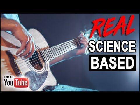 REAL Science Based Reasons Why YOU Should Play Guitar