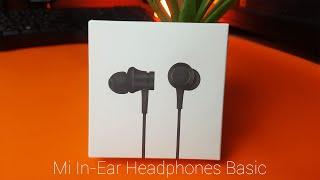 Xiaomi Mi In-ear Headphones Basic Garansi Resmi TAM