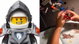 LEGO   Nexo Knights 70324   Библиотека Мерлока