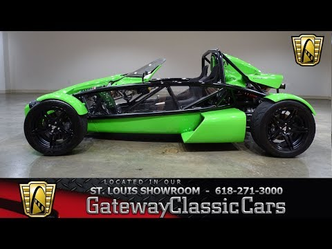 2017 Ariel Atom 3S for sale at Gateway Classic Cars STL
