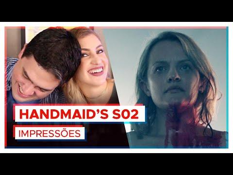 HANDMAID&39;S TALE  2 TEMPORADA feat Série Maníacos