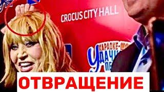 Смыла макияж и сняла парик 71 летняя Алла Пугачева показала как выглядит на самом деле