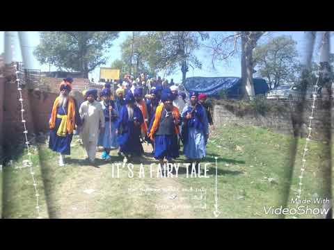 Baba Ranjit Singh Poohla Hola Mohlla 2016