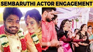 SEMBARUTHI Actor Engagement I Kathir, Karthik, Shabana, Mithra