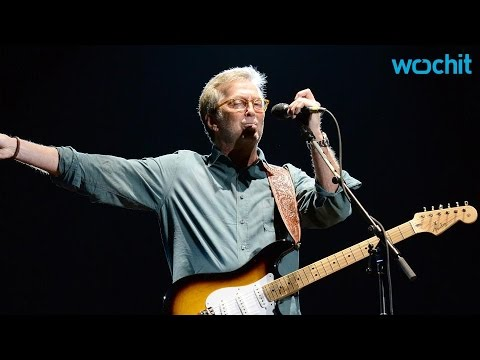 Eric Clapton Pays Tribute to B.B. King