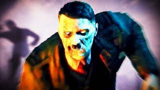 """What WWII Zombies Should Have Been - Call of Duty Zombies """"Das Herrenhaus"""" Easter Egg Gameplay"""
