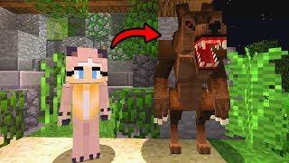 ISY VERWANDELT SICH ZUM WERWOLF?! - Minecraft [DeutschHD]