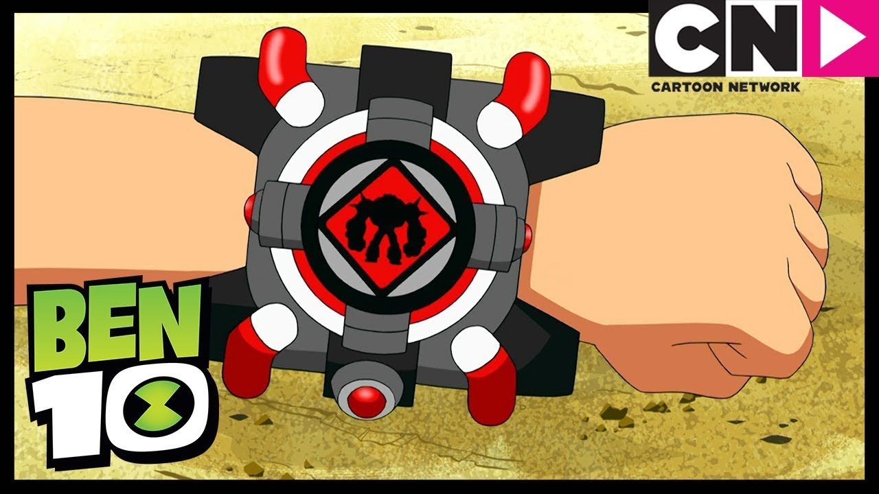 O Omnitrix Quebra   Interninvasão Parte 2   Ben 10 em Português Brasil   Cartoon Network