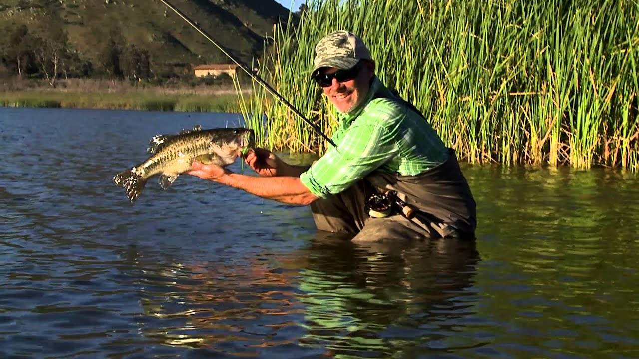 Conway bowman on fly fishing for bass youtube for Fly fishing photography