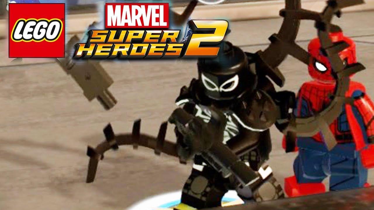 LEGO Marvel Super Heroes 2 - How to Unlock Agent Venom
