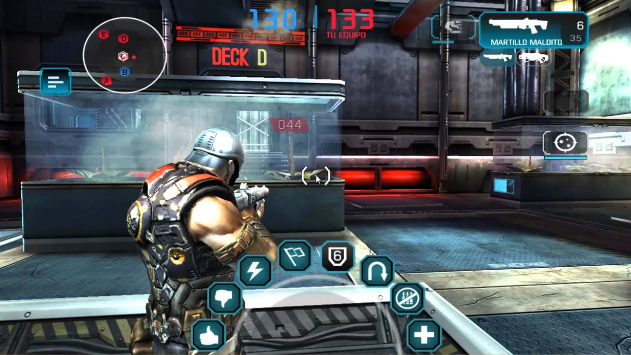 Connected not shadowgun to server matchmaking android