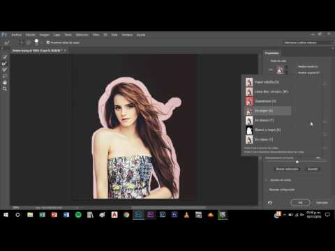 Recorte Perfecto | Photoshop CC