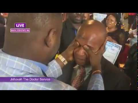 Jehovah The Doctor (Healing & Deliverance Service) 26 July 2018 Live With Apostle Johnson Suleman