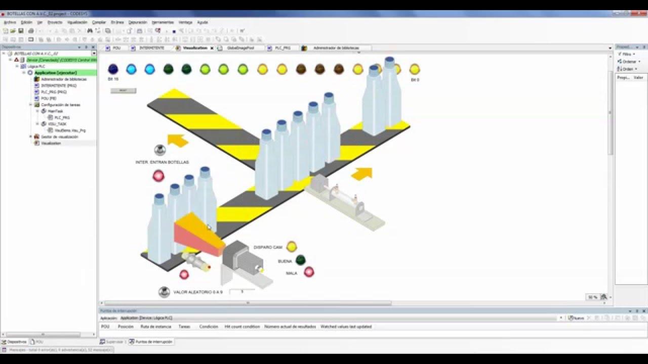 Nslaveaddr Beckhoff Wiring Diagram Codesys Simulacin De Una Cmara Va Dentro