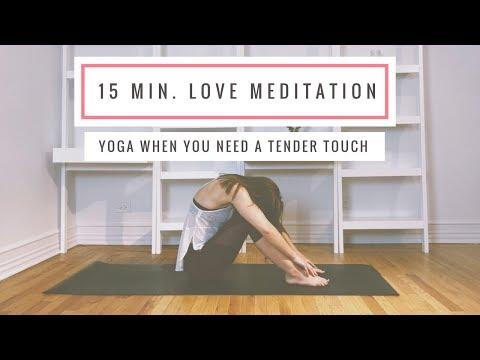 15 min Gentle Christian Yoga Practice